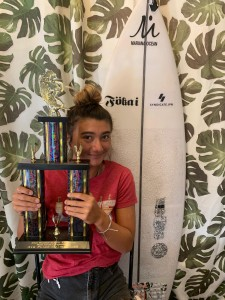 500 Years & 500 seconds w/ surfing protege Irie Fitzgerald