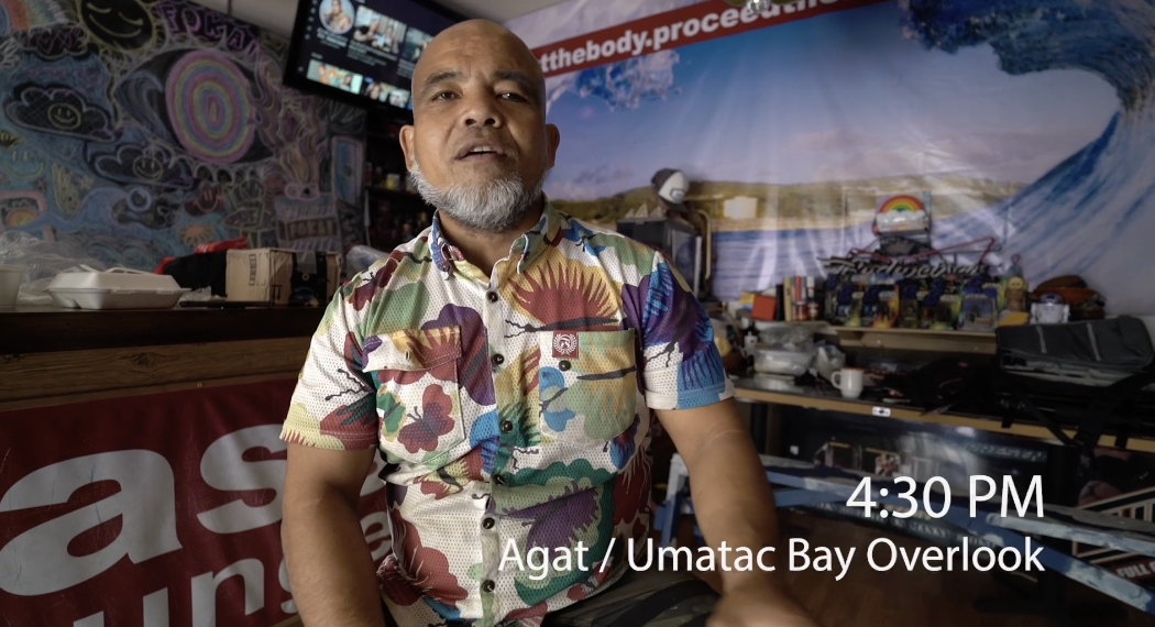 Acho Marianas September 11th 2021 Agat / Umatac Bay Overlook Slinging Event